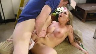 New Neighbor Needs A Big Cock To Fill Her Pussy – Brazzers